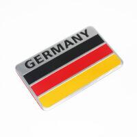 Sticker 3D Germany - Αυτοκόλλητο αλουμινίου σημαία Γερμανίας