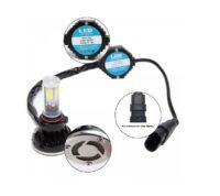 LED Φώτα μηχανής H7 40W με CANBUS - 6000K