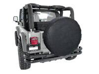 Κάλυμμα ρεζέρβας - Spare wheel cover