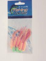 Ψεύτικα ψαράκια με φούντα 5 τεμάχια