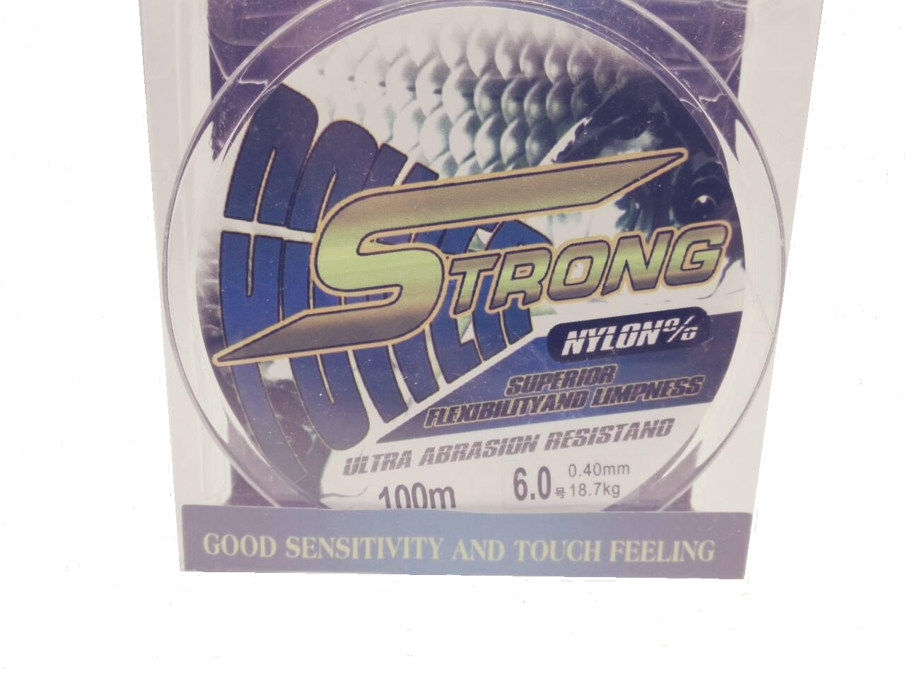 Πετονιά ψαρέματος Strong 100m - Φ 0.40mm