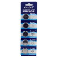 Μπαταρίες λιθίου CR2032 (3V) / 5 τεμάχια - Da Vinci