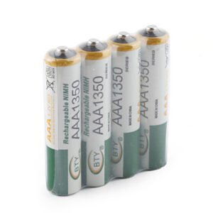 Επαναφορτιζόμενες μπαταρίες 1350mAh