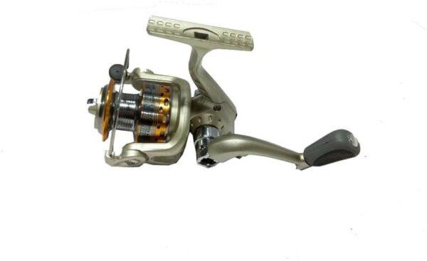 Μηχανάκι ψαρέματος Spinning