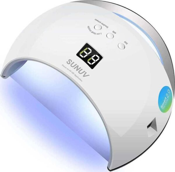 Φουρνάκι νυχιών SUN 6s UV LED 48W