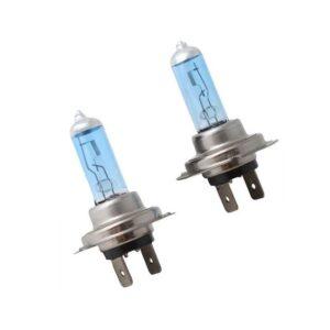 Φωτίστε παραπάνω τον δρόμο σας με τις Λάμπες τύπου Xenon H7 χωρίς ballast και εξτρα εξαρτήματα και καλωδιώσεις. Αποδίδουν σαν λάμπες αλογόνου 100W