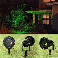 Φωτίστε το εξωτερικό του σπιτιού σας, το εξοχικό σας ακόμα και εσωτερικούς χώρους με τον Αδιάβροχος χριστουγεννιάτικος προβολέας laser