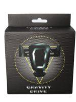 """Universal Βάση κινητού έως 6"""" για αεραγωγό αυτοκινήτου, MV2 Black ΟΕΜ 41046"""