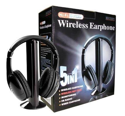 Ασύρματα ακουστικά - Wireless