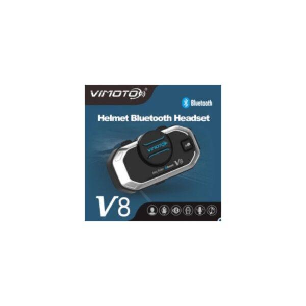 Ενδοεπικοινωνία μηχανής VIMOTO