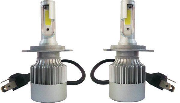 ROLINGER C6 LED H4 40W Φώτα αυτοκινήτου 4800LM