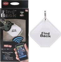 Συσκευή εντοπισμού κλειδιών και αντικειμένων - Find back