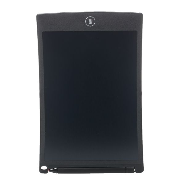 "LCD Writing Tablet Μαύρο Ηλεκτρονικό Σημειωματάριο οθόνη (8.5"")"