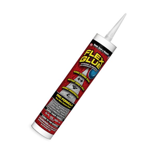 Flex glue πανίσχυρη αδιάβροχη κόλλα σιλικόνης 300ml