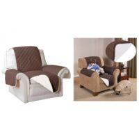 Προστατευτικό κάλυμμα πολυθρόνας 2 όψεων- Couchcoat recliner cover