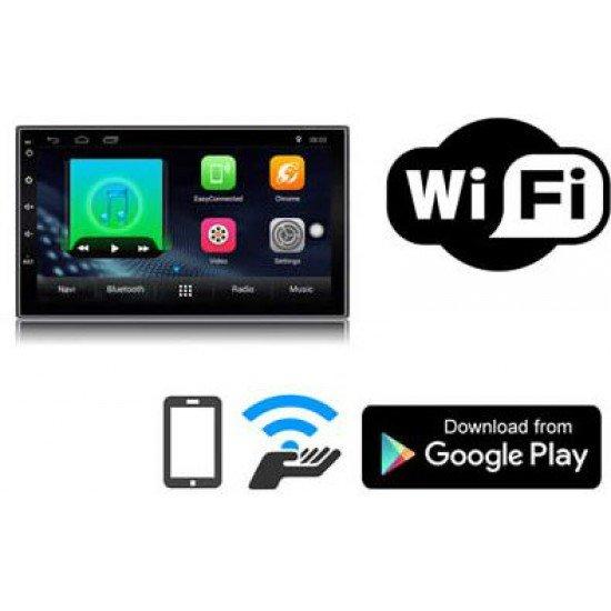 Alpha car multimedia navigation system