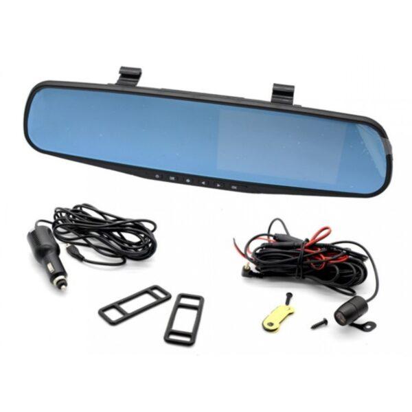 Καθρέπτης αυτοκινήτου με δύο HD DVR