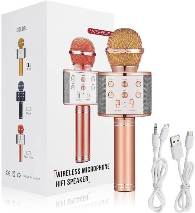 Ασύρματο μικρόφωνο bluetooth