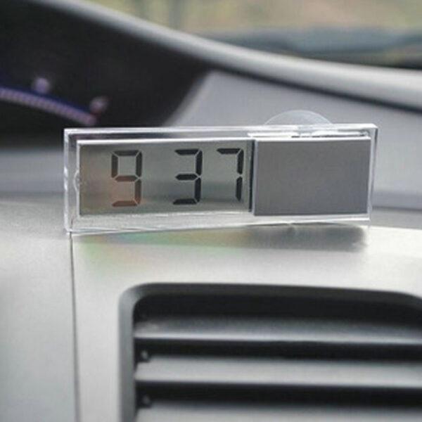 Ρολόι αυτοκινήτου με βεντούζα