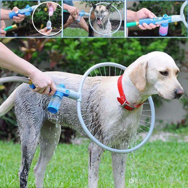 Εργαλείο για πλύσιμο σκύλου
