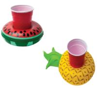 Σετ φουσκωτές θήκες ποτού φρούτα