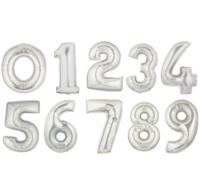 Μπαλόνια αριθμοί 45cm