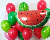 Καρπούζι φουσκωτό μπαλόνι