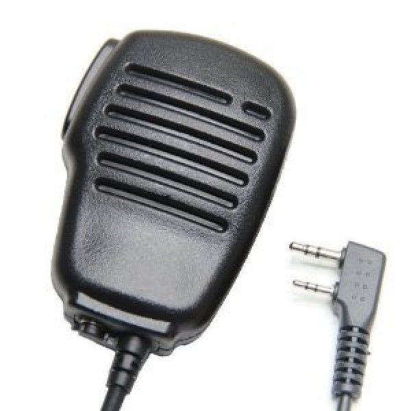 Μικρομεγάφωνο με διπλό βύσμα