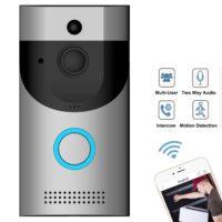 Ασύρματο κουδούνι πόρτας με κάμερα 720P VIDEO - V5 - DOORBELL