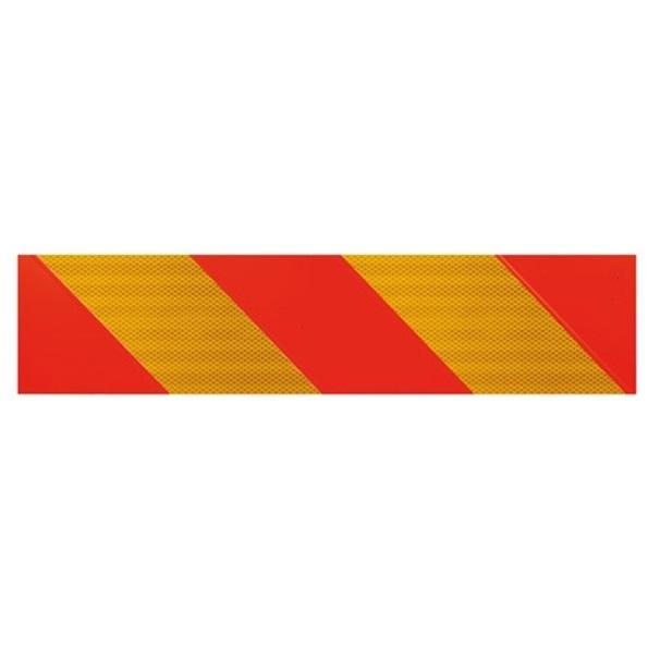 Αυτοκόλλητοι ανακλαστήρες κίτρινο κόκκινο - OEM