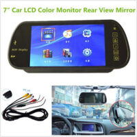 Rear View TFT-LCD Mirror Monitor
