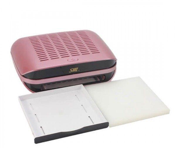 Επαγγελματικός απορροφητήρας σκόνης νυχιών 68W Sml C1