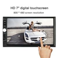Ηχοσύστημα Mp5 player 7026 - 2Din 7'' HD touch screen Bluetooth