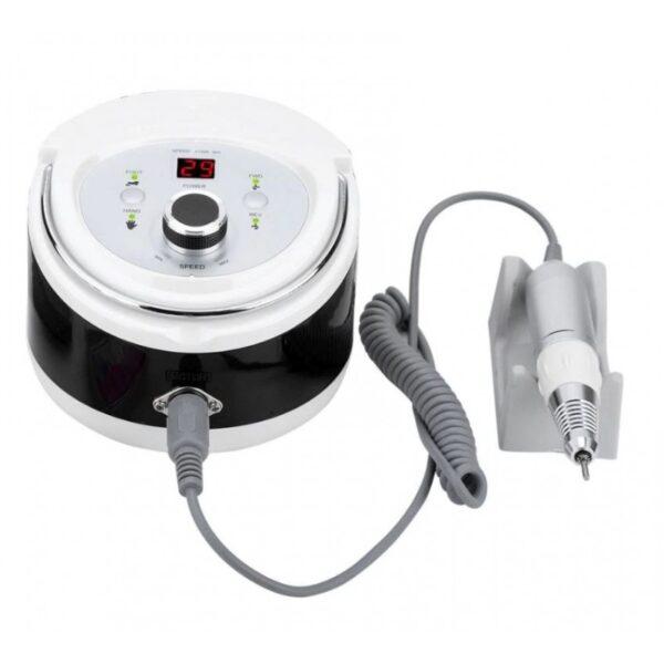 O Επαγγελματικός Τροχός Μανικιούρ Πεντικιούρ ZS-606 είναι μια υψηλής ποιότητας, ισχυρή, επαγγελματική συσκευή με ψηφιακή οθόνη.