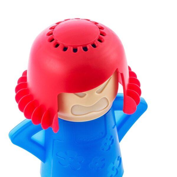 Angry Mama Καθαριστικό Φούρνου Μικροκυμάτων
