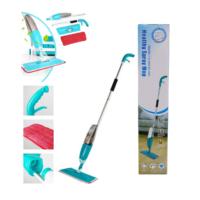 Σφουγγαρίστρα – Παρκετέζα με σπρέι ψεκασμού και μικροΐνες – Healthy Spray Mop