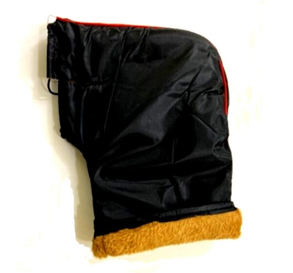 Γάντια μοτο – χούφτες – αδιάβροχα με εσωτερική γούνα - OEM