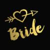 Τατουάζ The Bride για Bachelorette Party