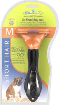 Βούρτσα FURminator - Medium κατάλληλη για σκύλους 9-23kg