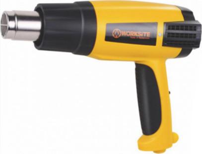 HTG145- Πιστόλι θερμού αέρα 2000W Worksite
