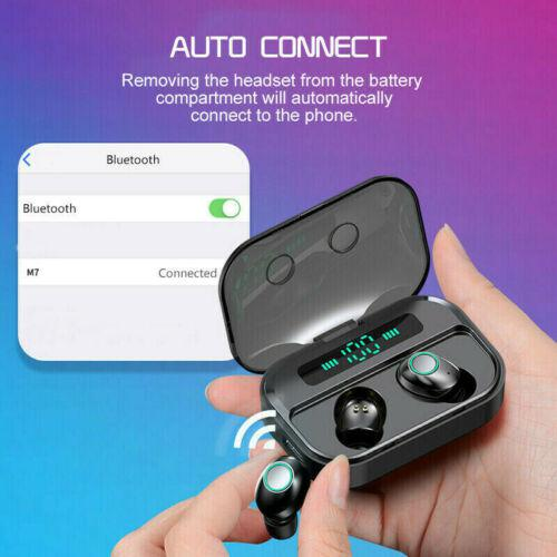 TWS M7 - Ασύρματα ακουστικά Bluetooth