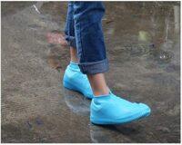 Αδιάβροχα αντιολισθητικά καλύμματα παπουτσιών σιλικόνης - Waterproof Silicone Shoe Cover