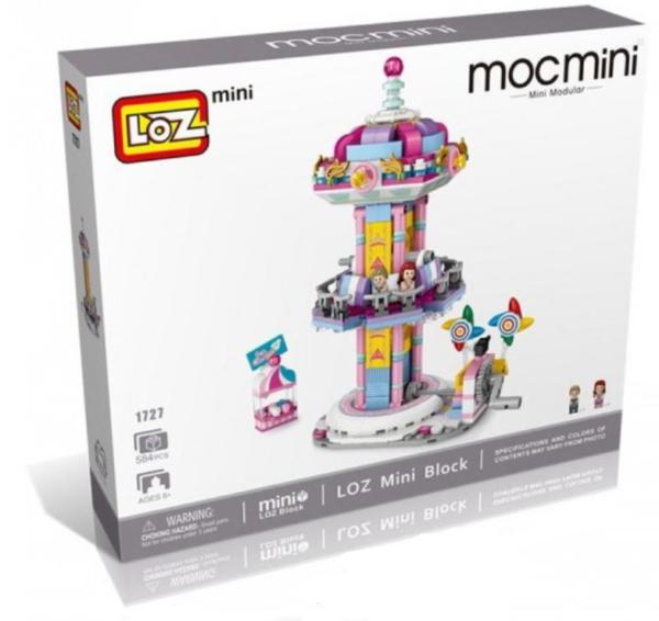 Τουβλάκια Loz Mini Modular