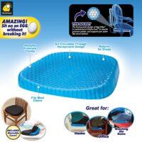 Εύκαμπτο βοηθητικό μαξιλάρι καθίσματος με gel - Egg Sitter