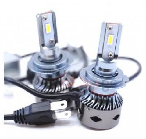Rolinger D8 LED KIT H4 με CANBUS 36W 12V 6000K Φώτα Αυτοκινήτου - Διπλή σκάλα