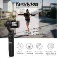 Σταθεροποιητής - gimbal go pro camera - Steady Pro Hohem
