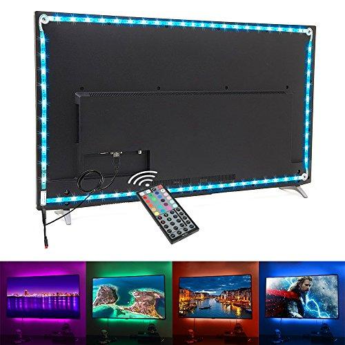 Led ταινία 5m RGB με USB και τηλεχειριστήριο- FOYU
