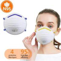 Μάσκα μιας χρήσης 95% προστασία- FT-N058
