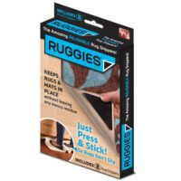 Αντιολισθητικά πατάκια για χαλιά σετ 8τμχ – Ruggies
