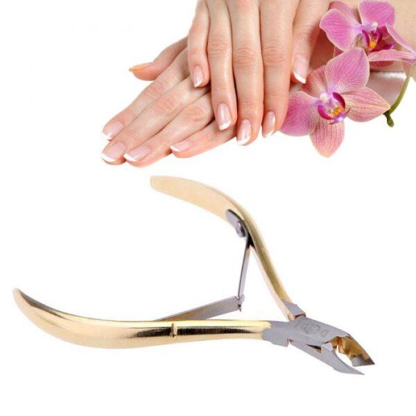 Ανοξείδωτο πενσάκι νυχιών - Globalnail nail tool